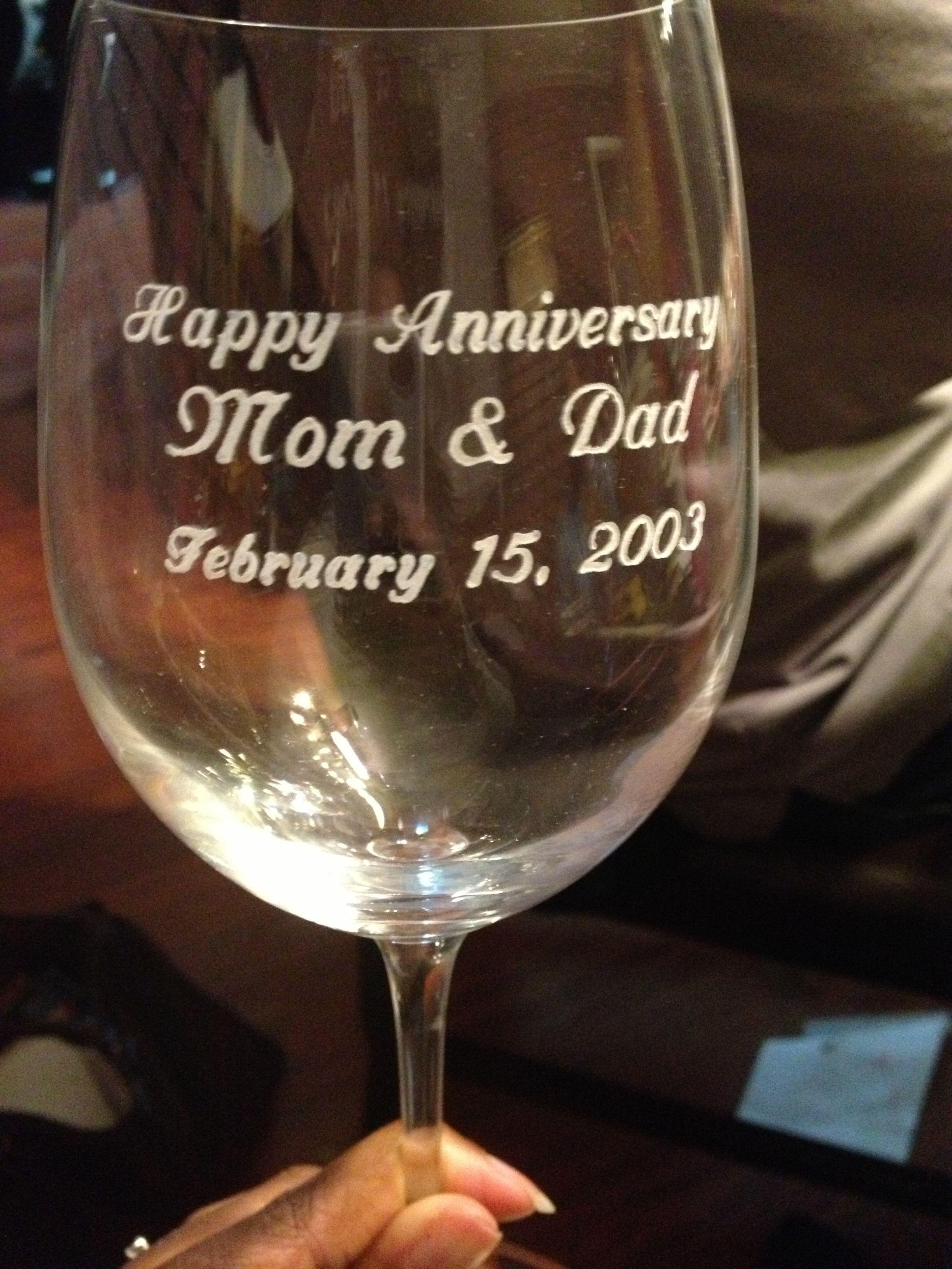 Parents anniversary gift idea parents anniversary photo ideas