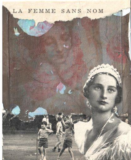 La femme sans nom by Lili Plasticienne