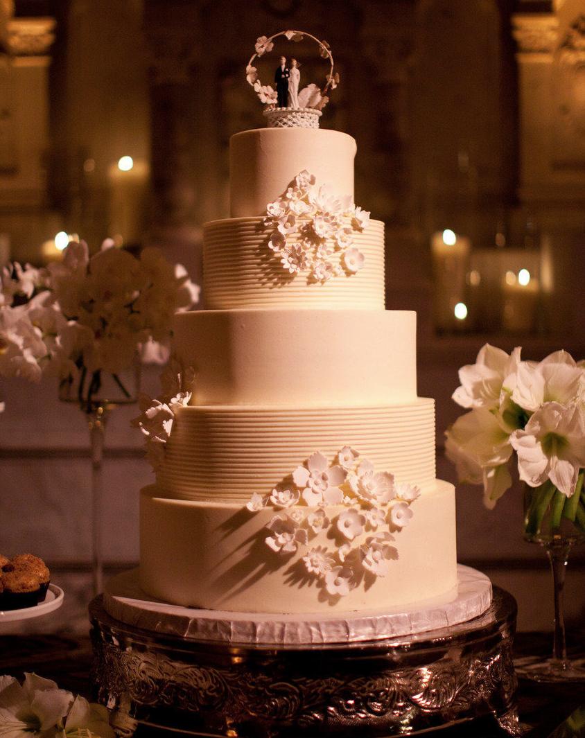 We adore these artsy wedding cakes cake wedding wedding cake and cake