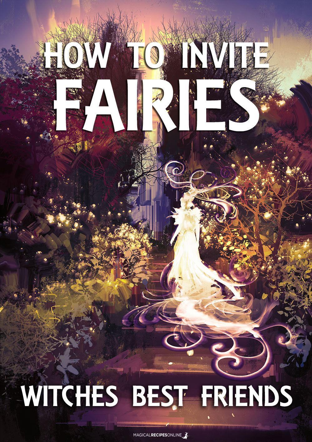 how to connect with fairies