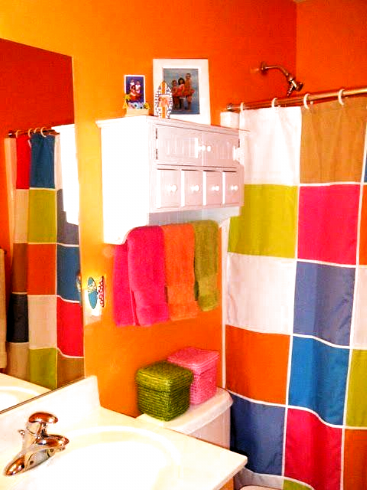 shower curtain ideas | The Best Modern Design: Colorful Shower Curtains Design I... | 1000
