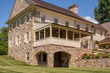 New Residence   Chadds Ford, PA farmhouse-exterior