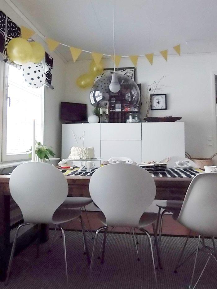 Puolitoista kerrosta kotia: Ensimmäinen syntymäpäivä