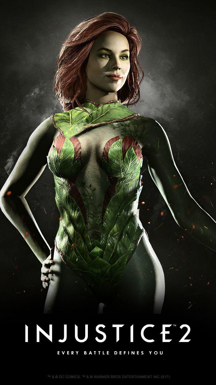 Poison Ivy Poison Ivy Injustice 2 Poison Ivy Batman