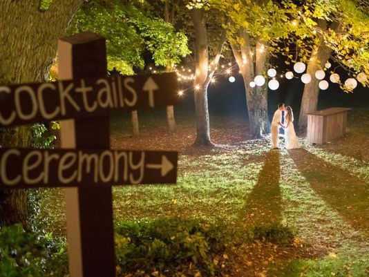 """indiana wedding venues -- It's called """"rustic chic,"""" """"vintage revival"""" and """"country romantic.""""..."""