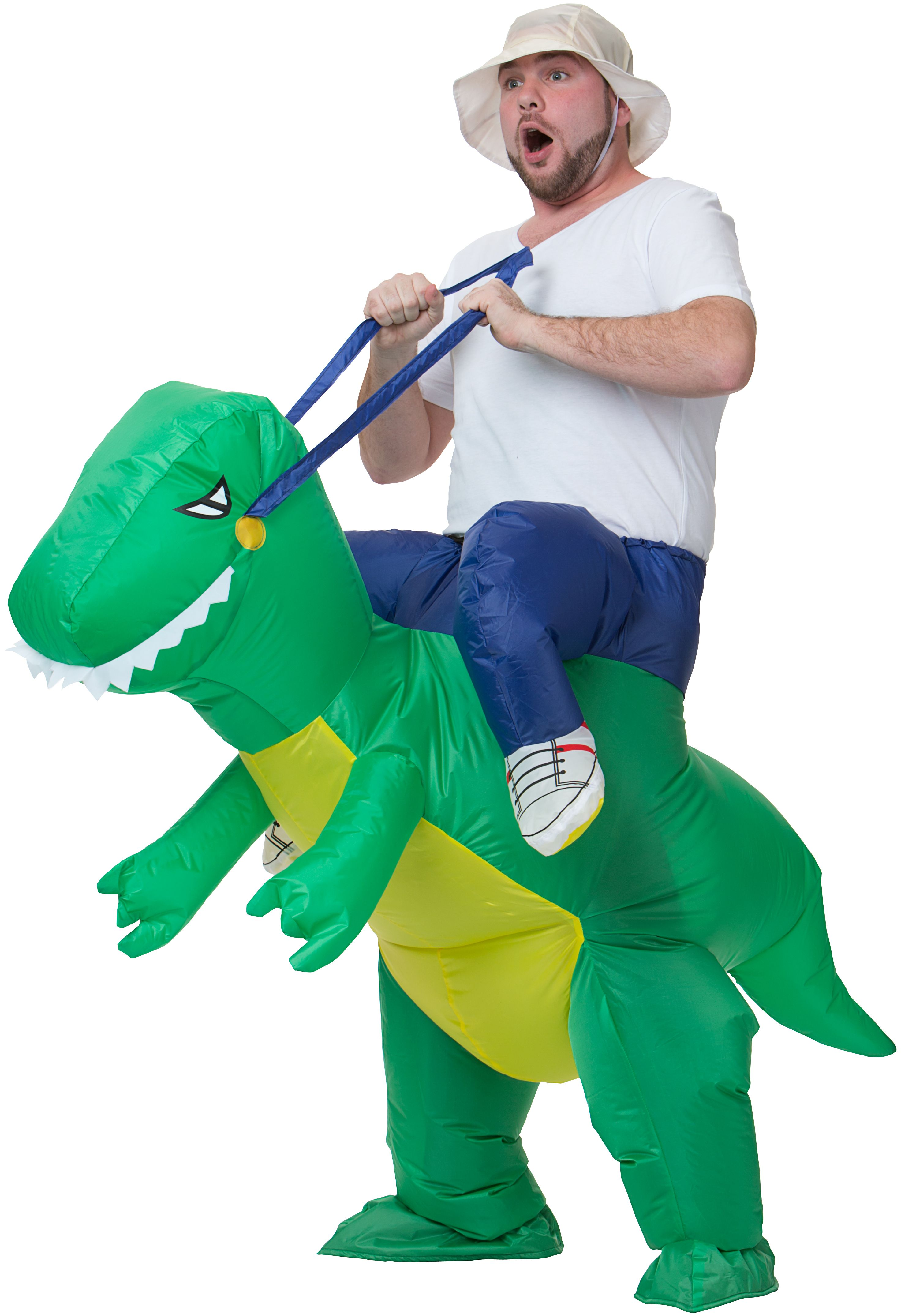 2b9f3c90668f $35 for this blow up dinosaur costume. Grab it in stores now ...