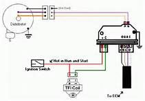 Diagram Together With Gm Hei Ignition Module Wiring Diagram On Gm Hei Automotive Electrical Ignition Coil Crankshaft Position Sensor