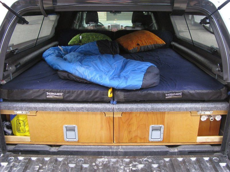 FOUR WHEEL CAMPERS THREAD Truck bed camping, Truck bed
