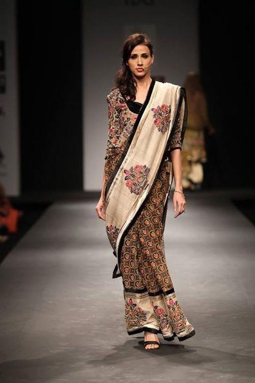 IT'S PG'LICIOUS — Vineet Bahl #saree