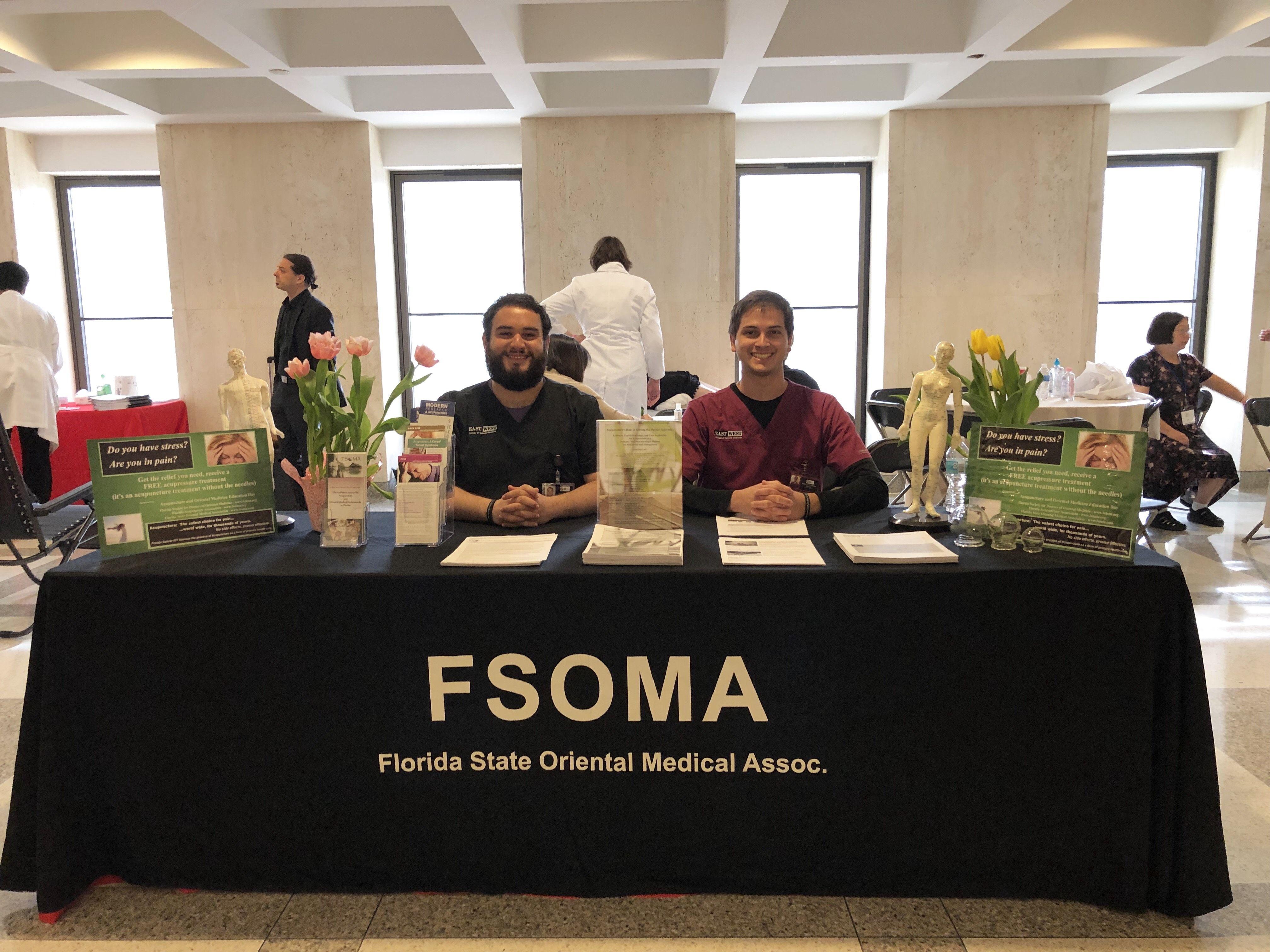 FSOMA (Florida State Oriental Medical Association