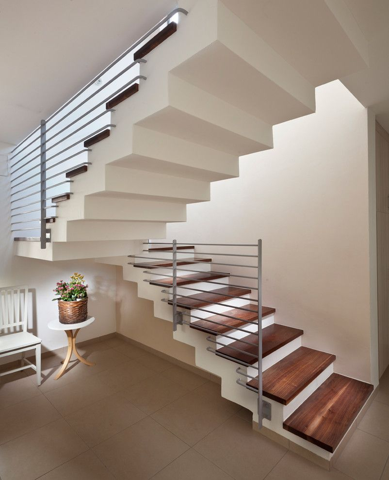 Astounding Different Types Of Stairs Ideas In Staircase Modern Design Ideas With Floating Staircase Horizont Stairway Design Home Stairs Design Modern Stairs