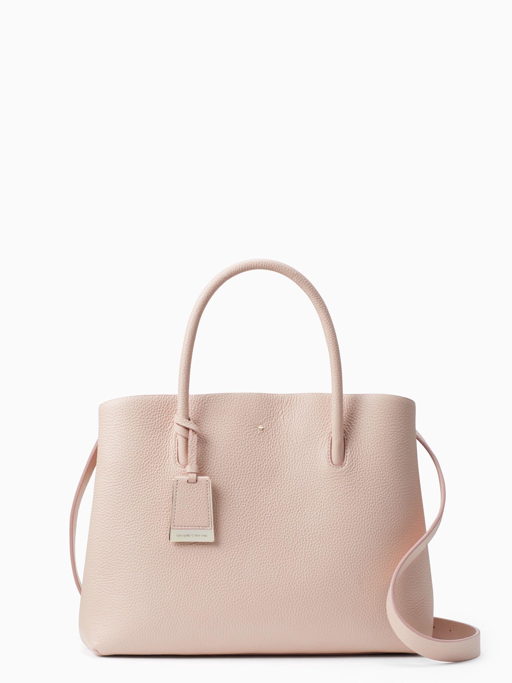 Kate Spade Knollwood Drive Large Celestina Katespade Bags Leather Hand Satchel Lining