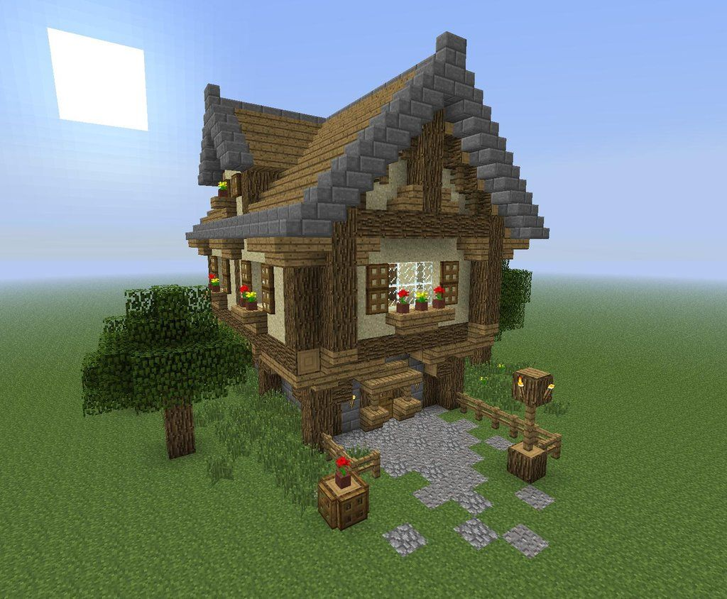 Cool Eraghs Fancy House Guide Crazy Stuff Minecraft Cottage Download Free Architecture Designs Osuribritishbridgeorg