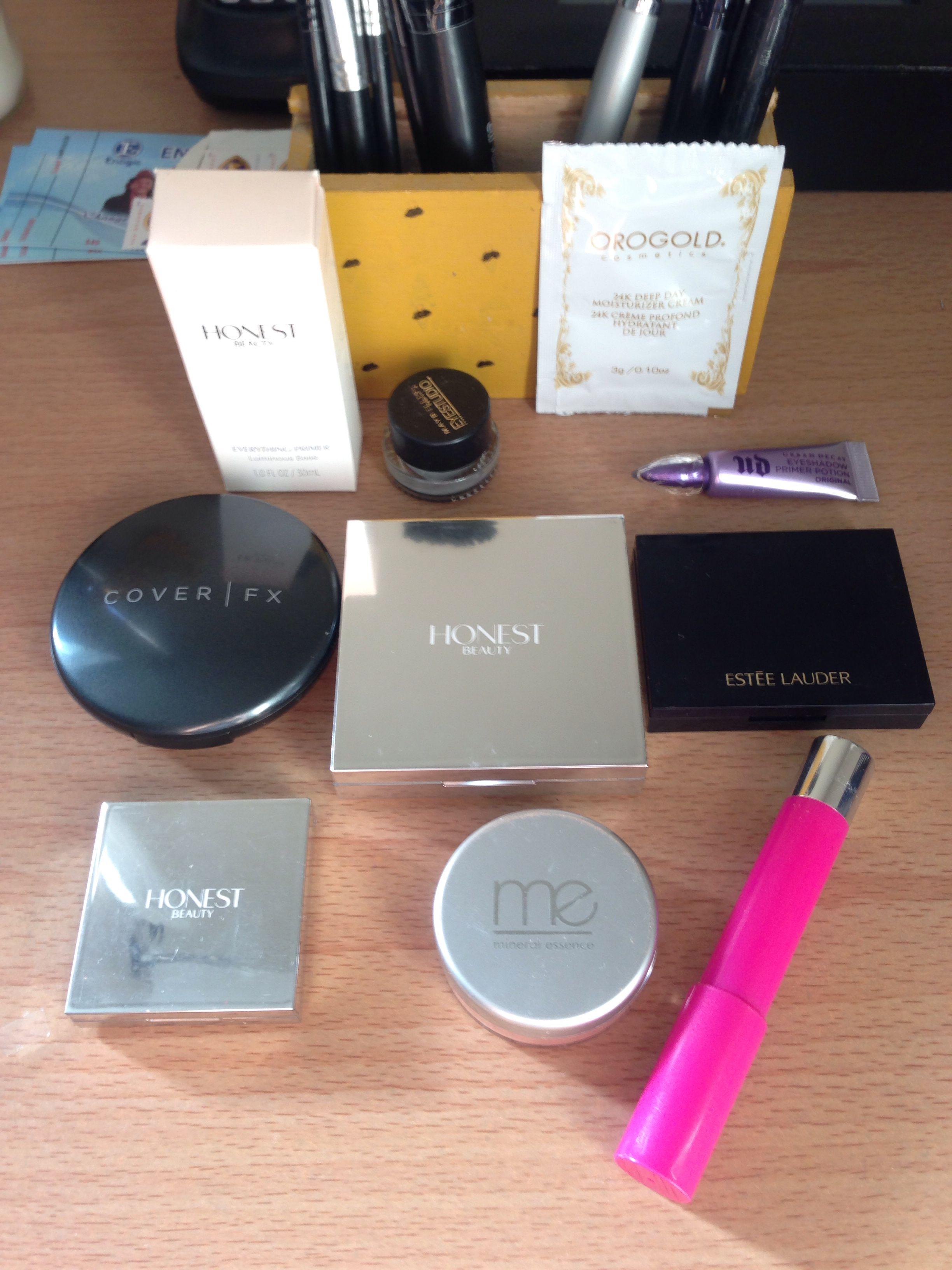 Favorite Makeup Brands 1) Honest Beauty (primer