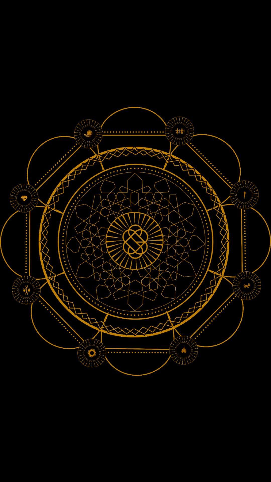 Mandala Iphone Wallpaper Sacred Games Wallpaper In 2019 Cellphone Wallpaper