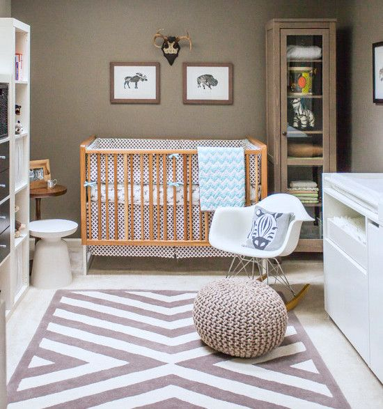 Modern Nursery Ideas: Nursery, Neutral Nurseries And Gender