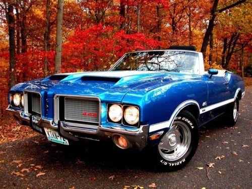 """specialcar: """" 1972 Oldsmobile 442 """""""