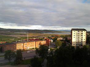 Kuva: Utsikt från hotellet/Näkymä hotellista