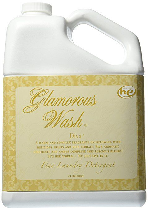 Tyler Gallon Glam Wash Laundry Detergent Diva Expensive But