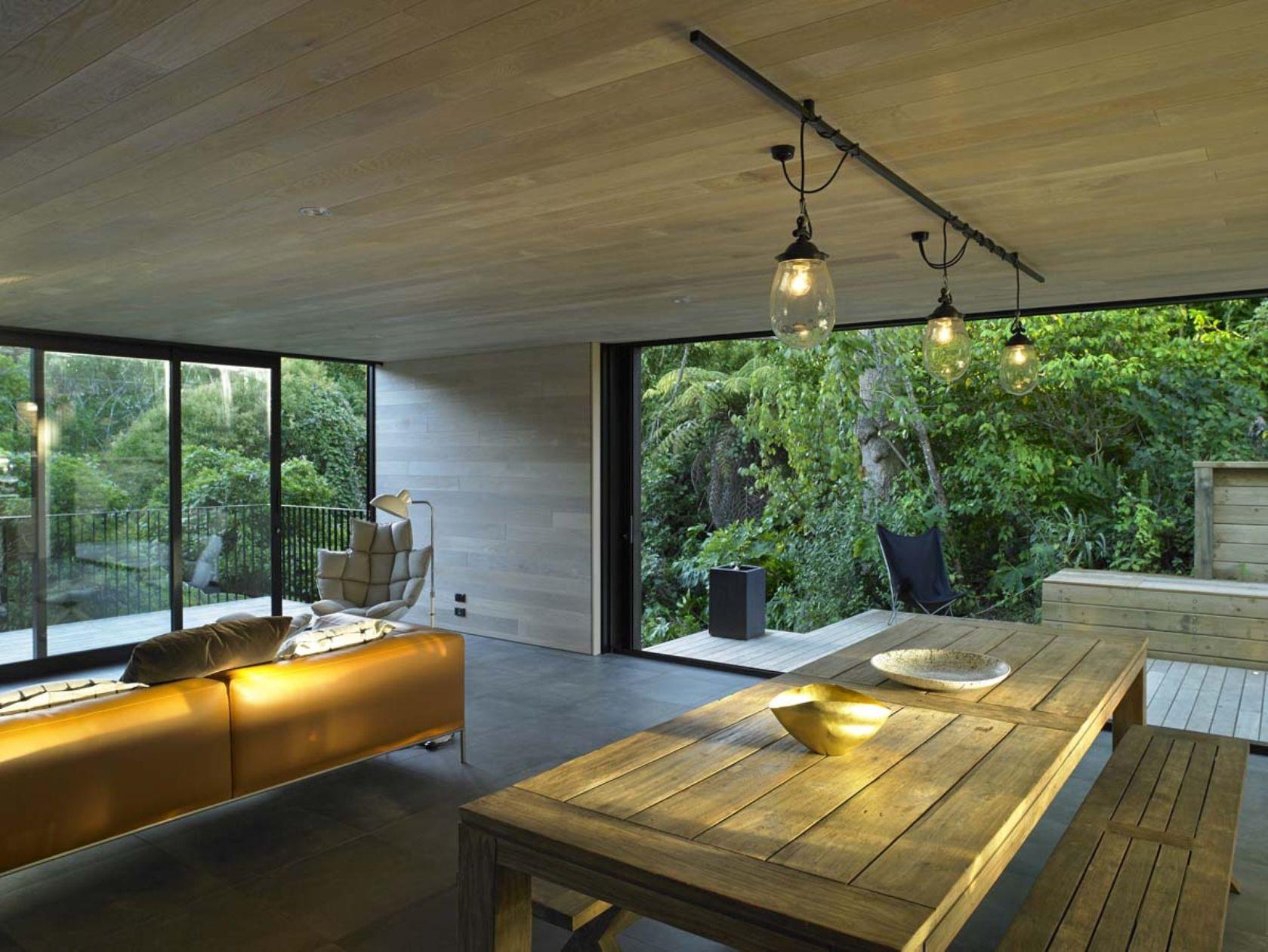Waiatarua House Explore Collect And Source Architecture