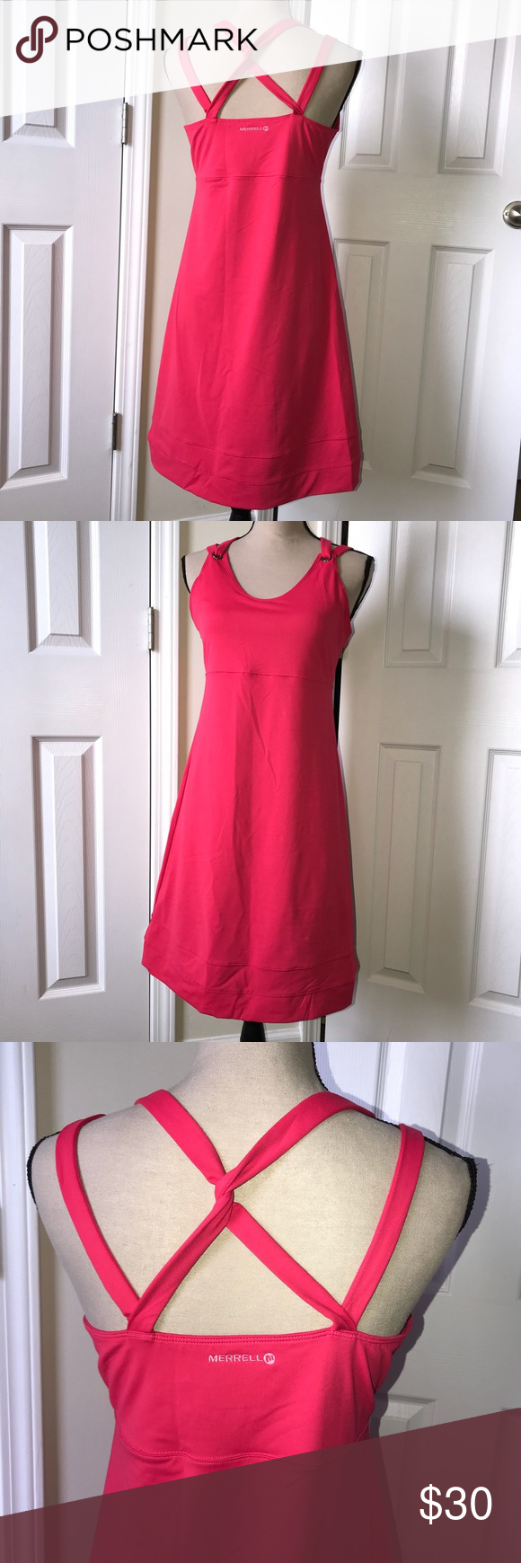 9d6b734fd9c2f9 Merrel Strappy Lily Dress M Like NEW! Great condition. No rips holes or  stains