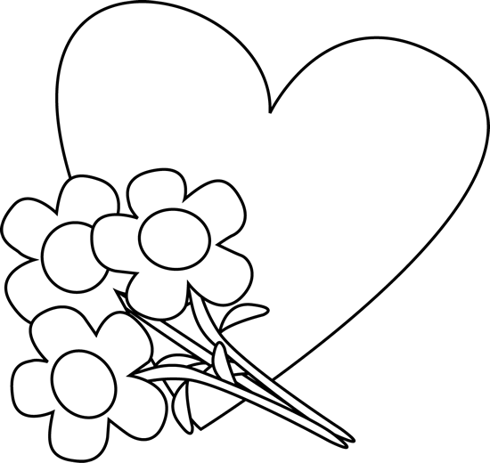 Black And White Valentine S Day Heart And Flowers Heart Quilt Embroidery Hearts Paper Embroidery