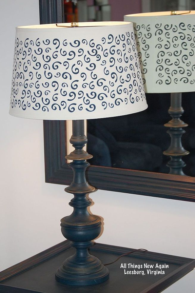 Diy Br Lamp Painting Lamps