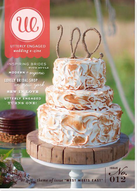 S'mores Wedding cake