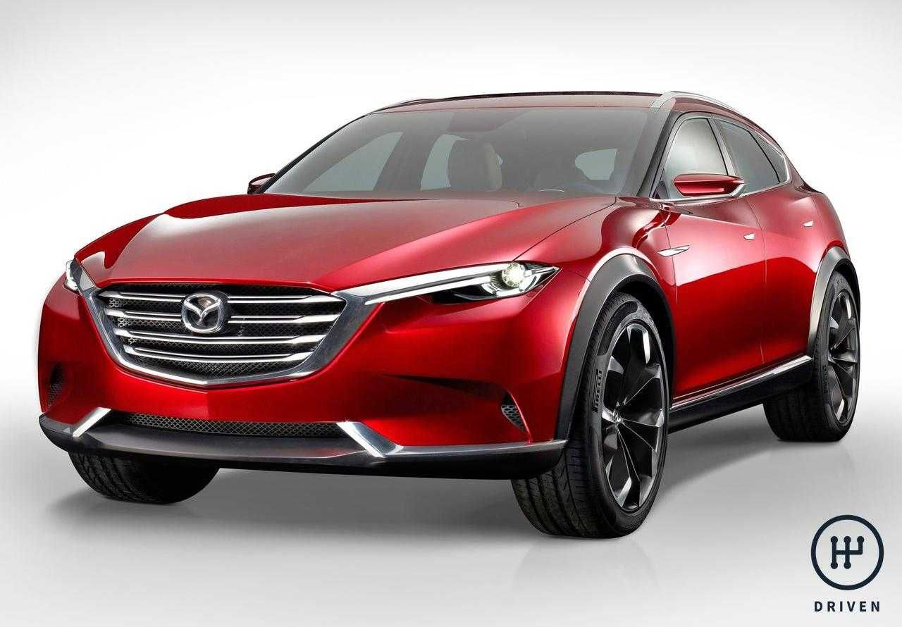 2015 Mazda Koeru Concept Arabalar