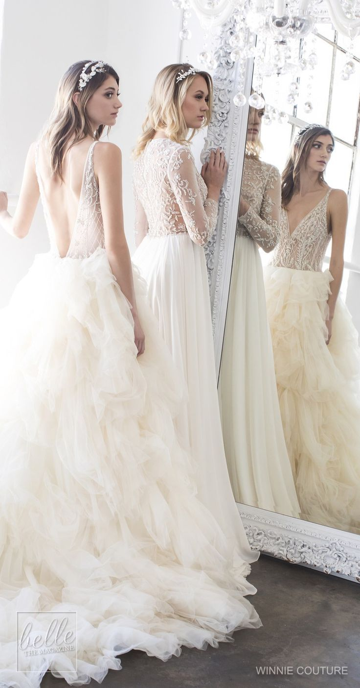 Wedding dresses winnie couture wedding dress collection fall