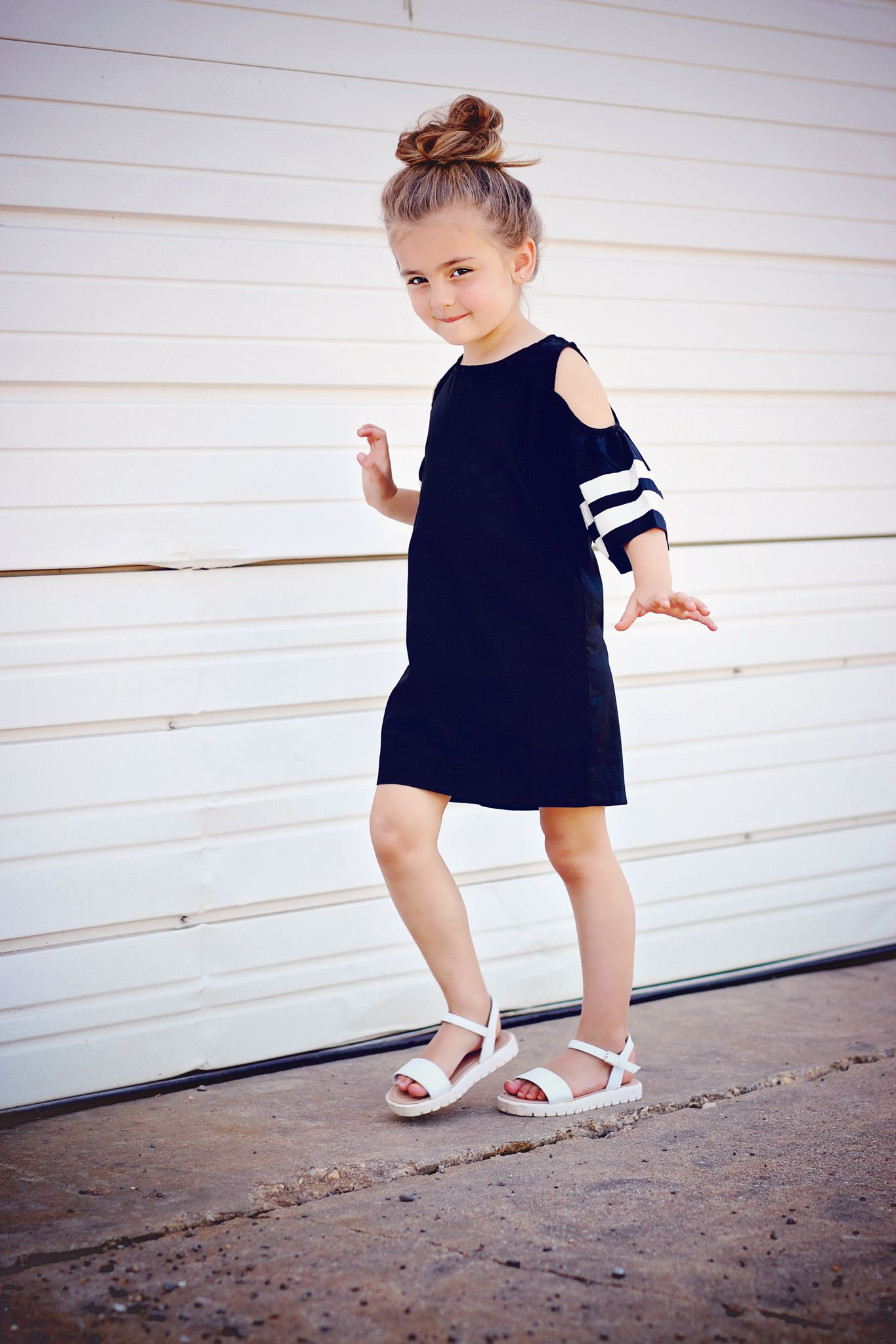 Little black dress sporty lbd chasinivy