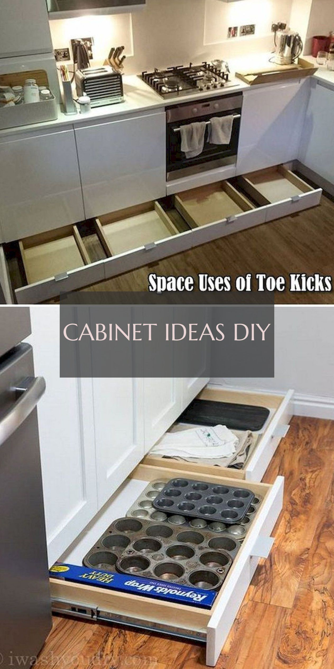 cabinet ideas diy