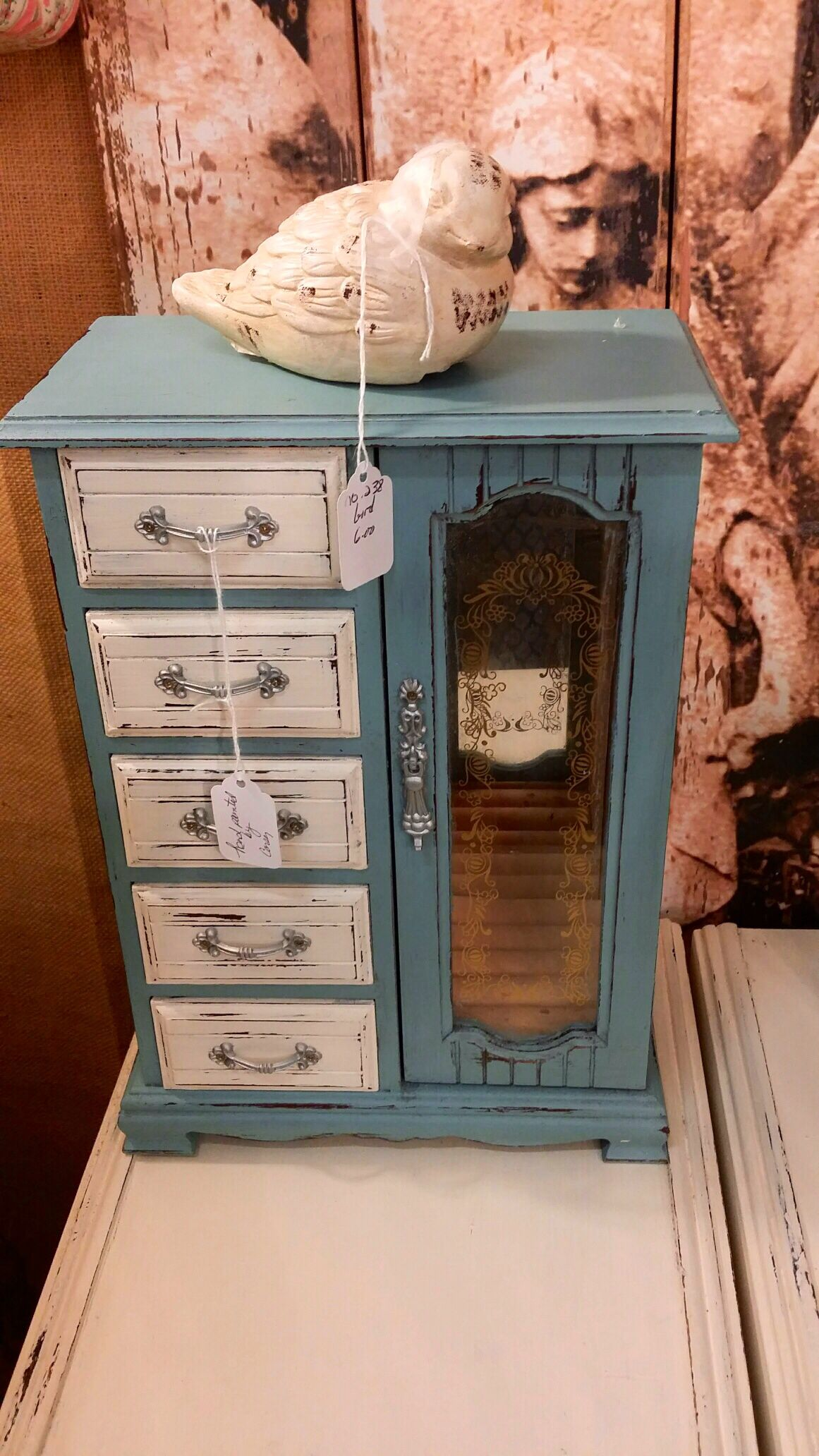 Muebles Marroquies Love Thrift Store Jewerly Boxes Annie Sloan Makeover In