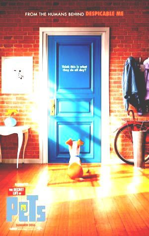 Grab It Fast.! The Secret Life of Pets English Complet Pelicula for free…