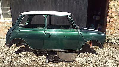 Ebay Rover Mini Cooper Sport Pack Spi Body Shell Classicmini Mini