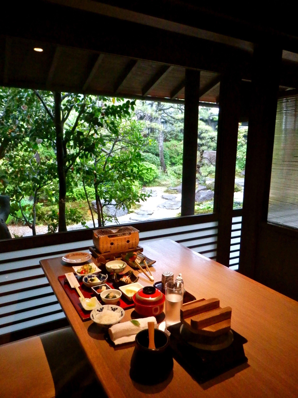 Breakfast at the Ryokan Kurashiki | Japan | Pinterest | Japan, Trip ...