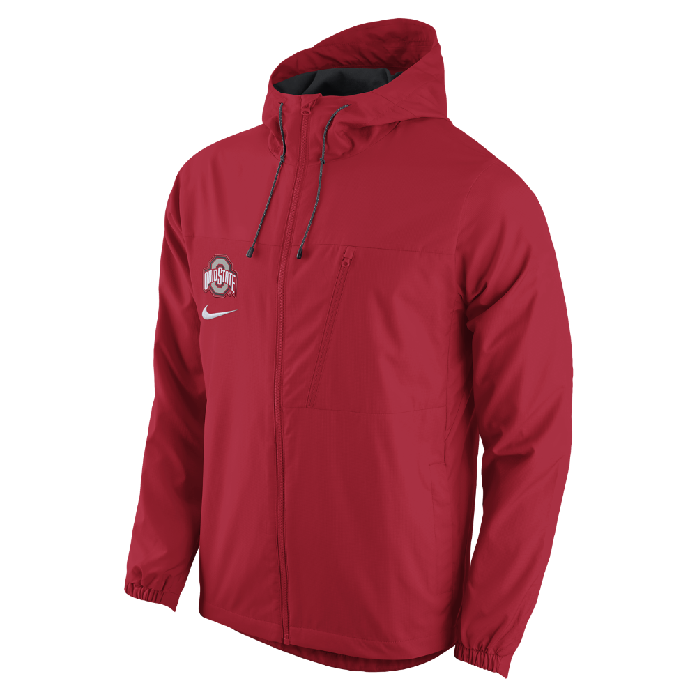Nike Alabama Crimson Tide Anthracite Circuit Pullover