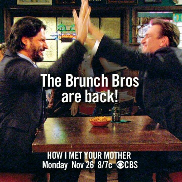The Brunch Bros are back!