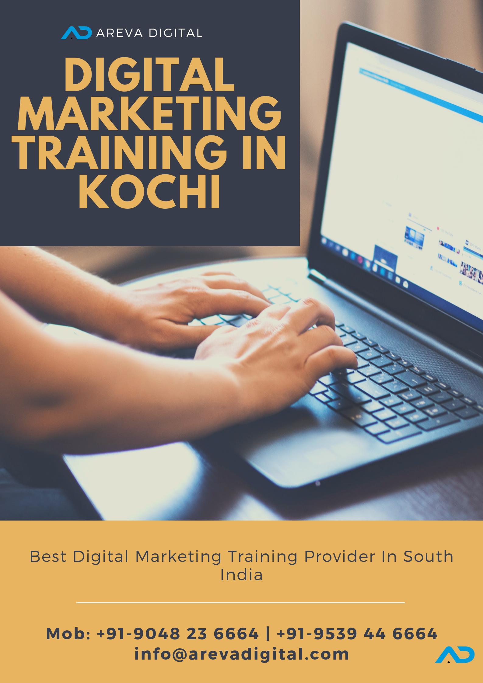 Best Digital Marketing Course In Kerala SEO SEM SMM