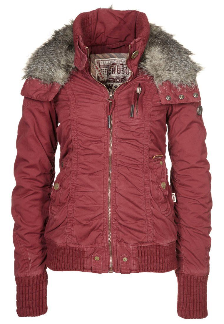 GIGGLES Winter jacket berry | Winter jackets, Jackets