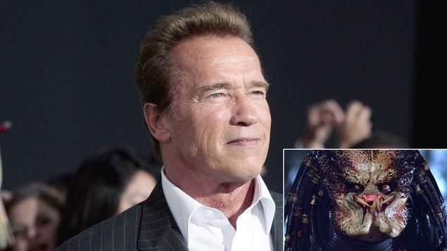 Schwarzenegger Admits To Affair With Predator Costume   The Onion - America's Finest News Source