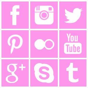 Pink App Icons (с изображениями) | Надписи