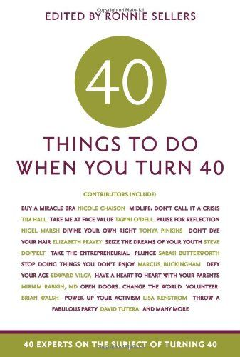 Turning 40 Quotes 40th Birthday Gift Ideas | A little bit of fabulousness  Turning 40 Quotes