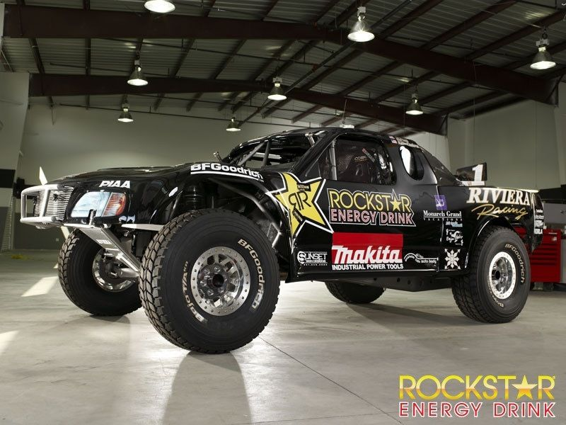 Rockstar Energy Trophy Truck   Toys   Pinterest   Coches deportivos ...