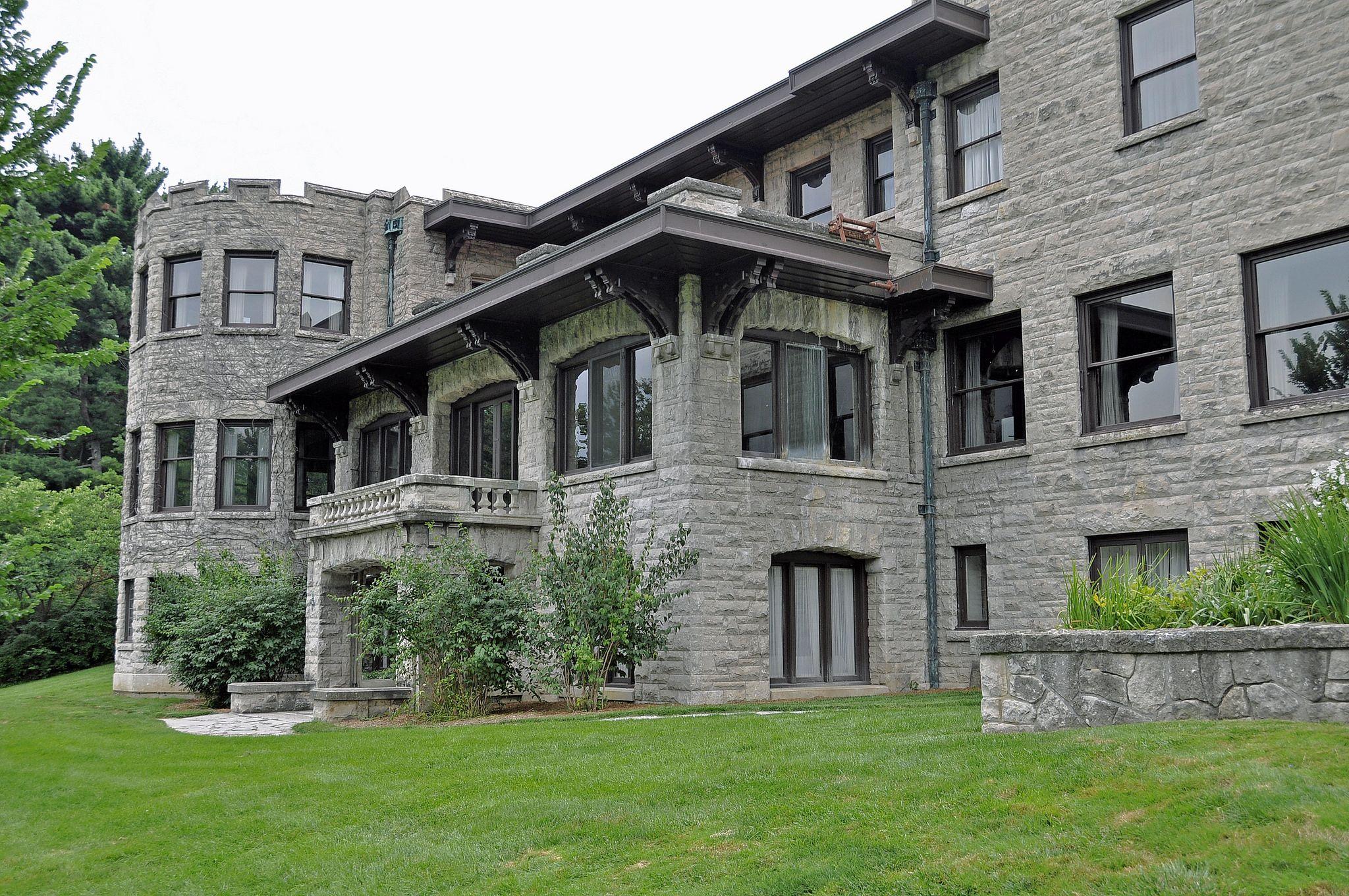 Fair Lane Henry Ford Estate Ford Celebrity Houses Historic Homes