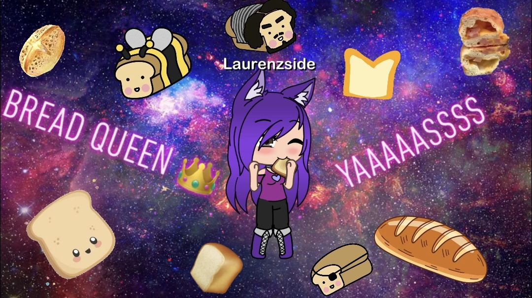 Gacha Fan Edit For Laurenzside Youtubers Fan Art Fan Edits
