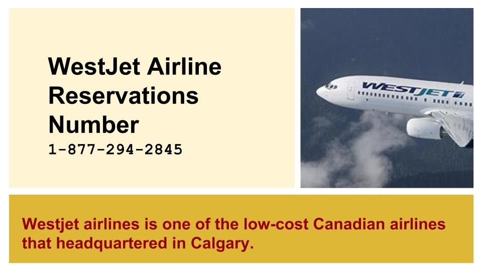 Westjet Airline Online Booking Airline Booking Canadian