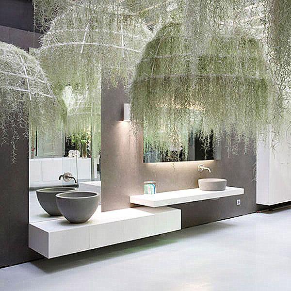 Moderne innenarchitektur badezimmer  Badezimmer Gestaltungsideen - Exklusive Raumausstattung und Design ...