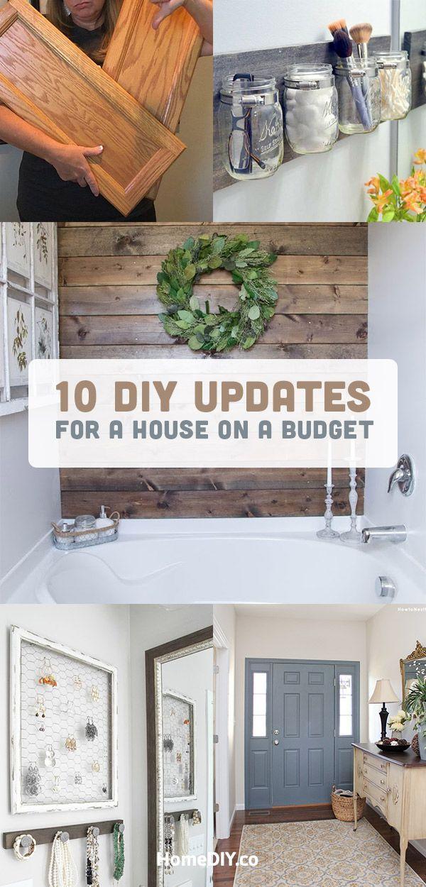 Photo of DIY-Projekte für zu Hause – So aktualisieren Sie das Budget Ihres Hauses –  DIY…