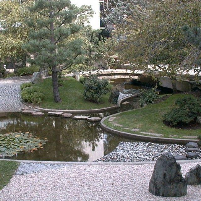 Resultado de imagen para Jardin De la paix, UNESCO noguchi